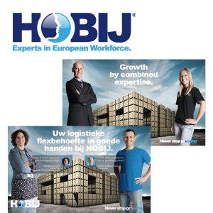 Grafisch ontwerp corporate identity